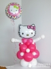 Figura iz balona - Hello Kitty