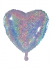 Balon srce Diamond dazzler